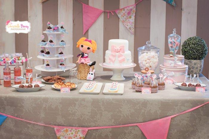 Bien connu Décoration table anniversaire fille Archives  DA01