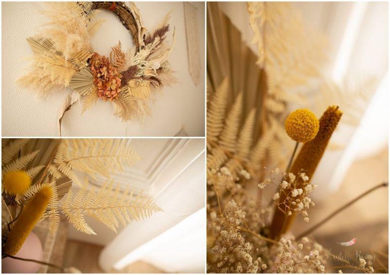 fleurs sechées studio