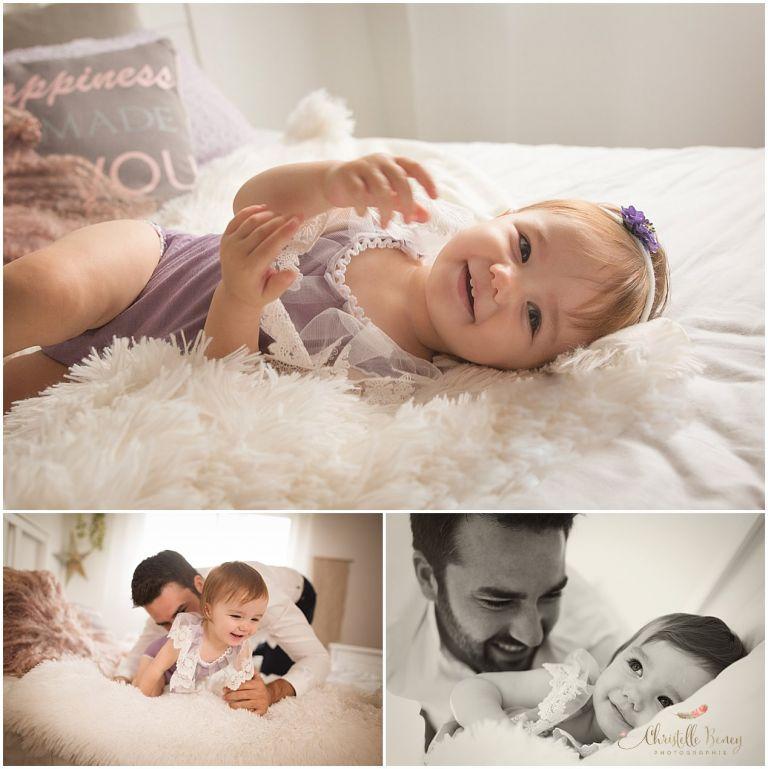 photo papa et sa fille